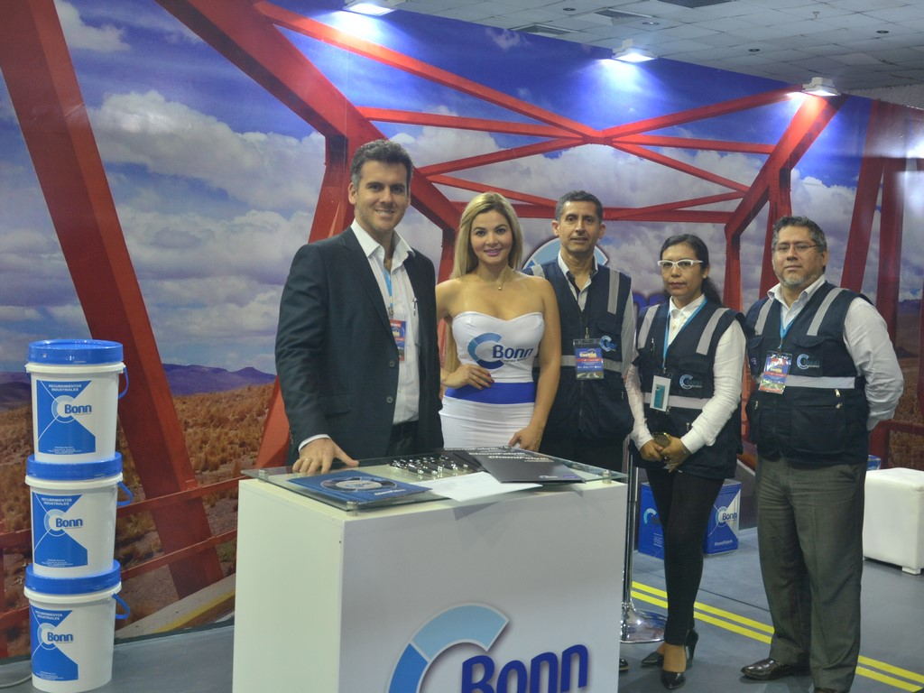IV Expo Convial – Boon Y Sus Pinturas Industriales