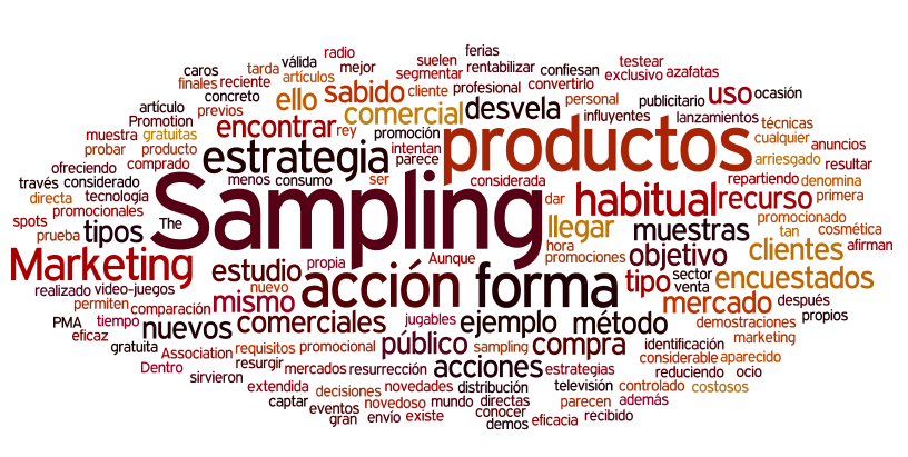 Sampling Promocional – San Roque