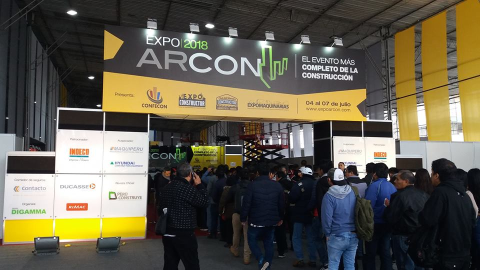 Anfitrionas Peru – Expo Arcon