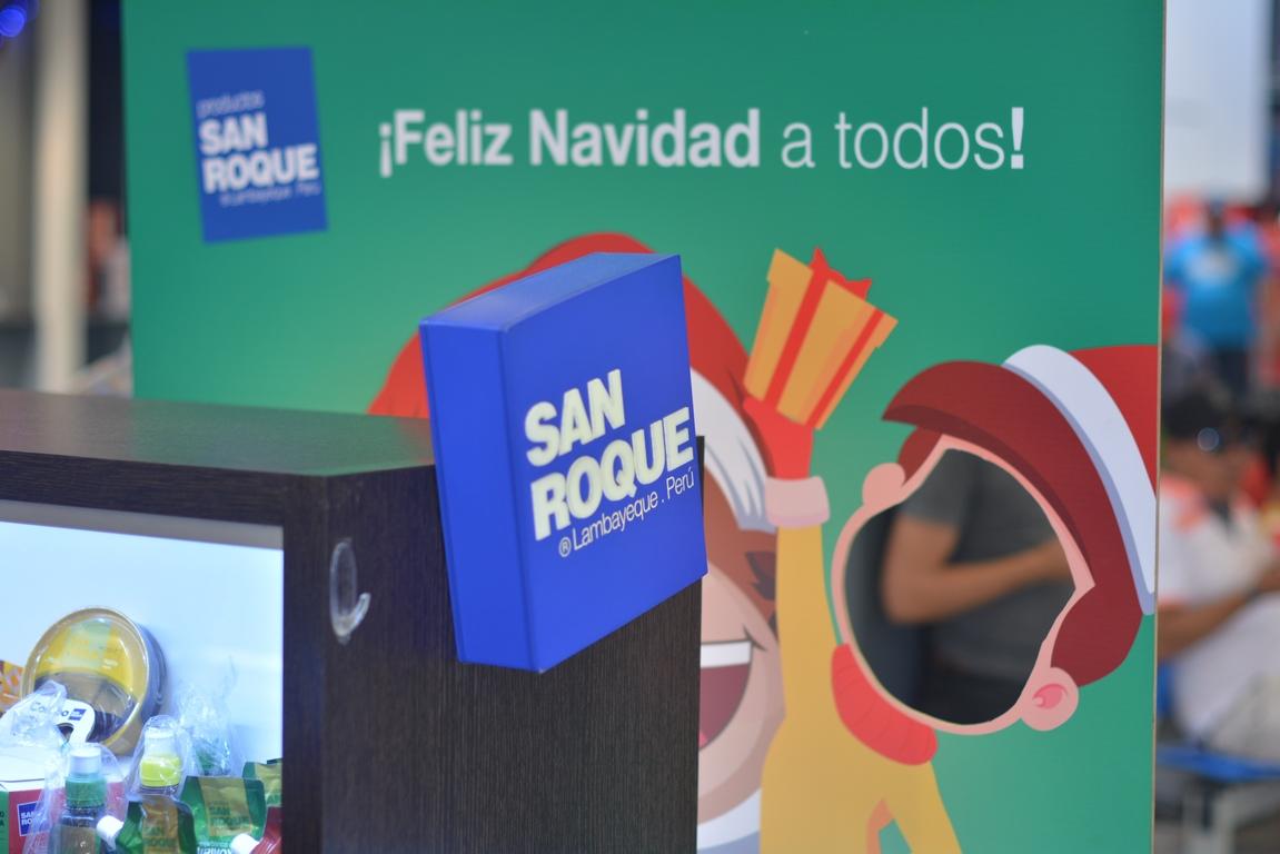 San Roque – Campaña Por Navidad